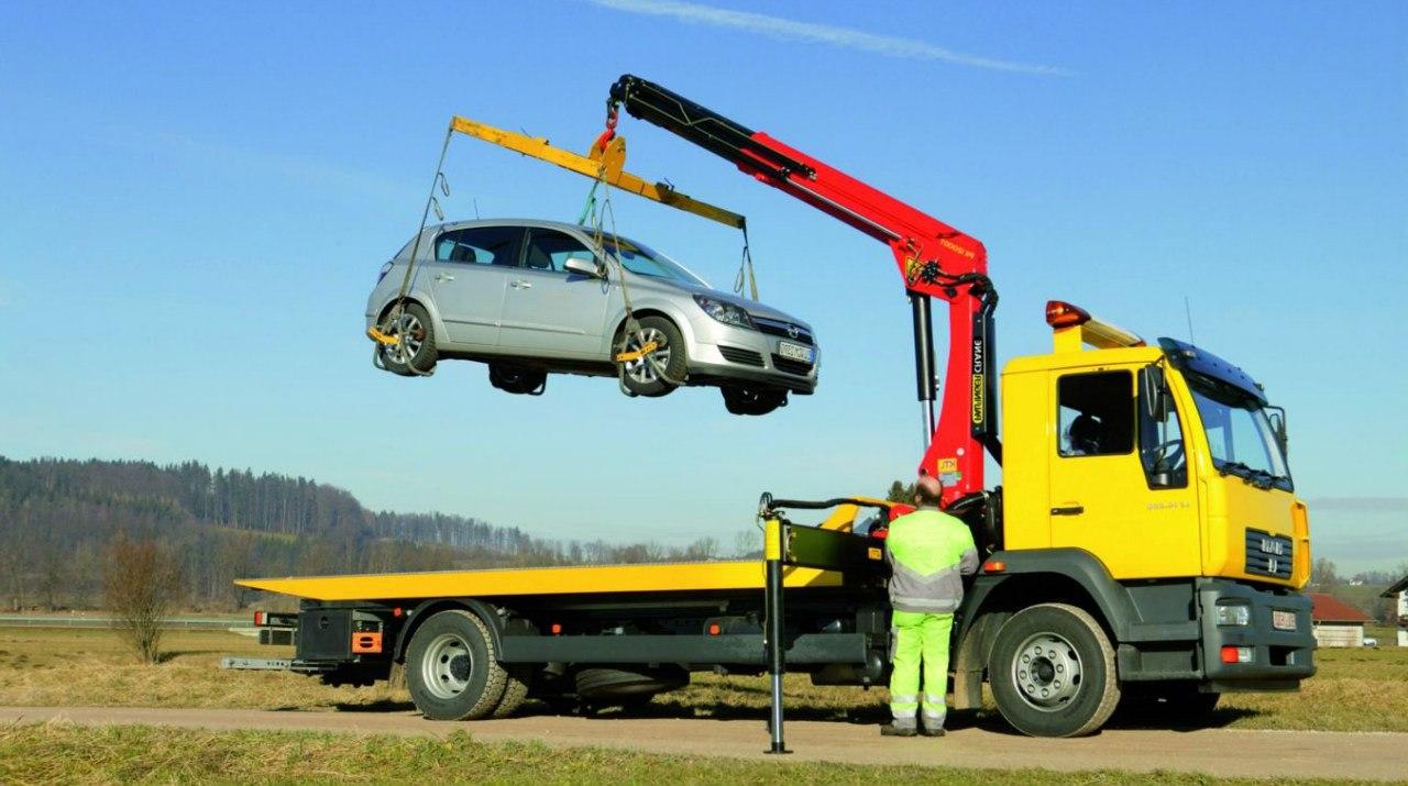 Эвакуатор для вашего автомобиля