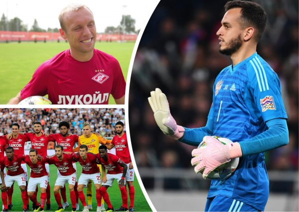 Глушаков 2.0: «Спартак» устроит себе «похороны» покупкой нового вратаря