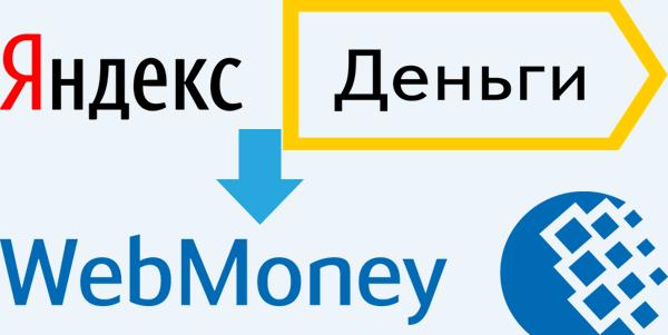 Как обменять Яндекс.Деньги на Webmoney WMR