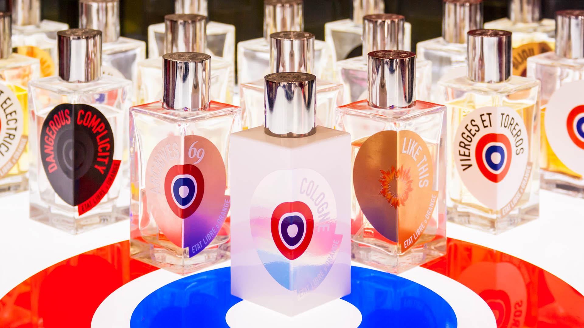 Широкий выбор парфюмерии от бренда ETAT LIBRE D'ORANGE