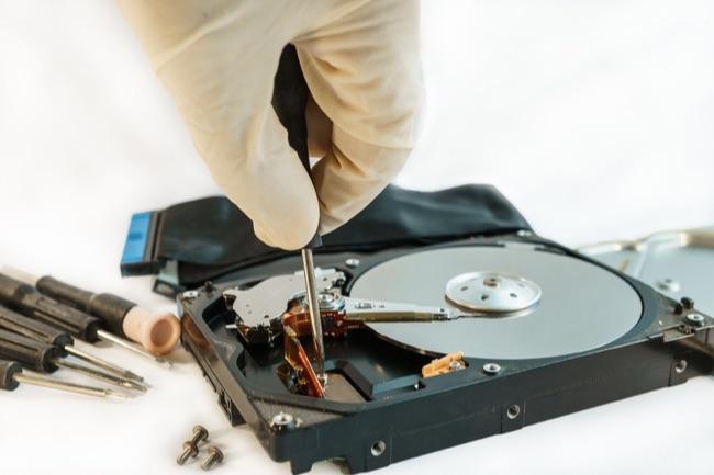 Сервисный центр «CompShop» предлагает услуги восстановления информации с жестких дисков и внешних носителей