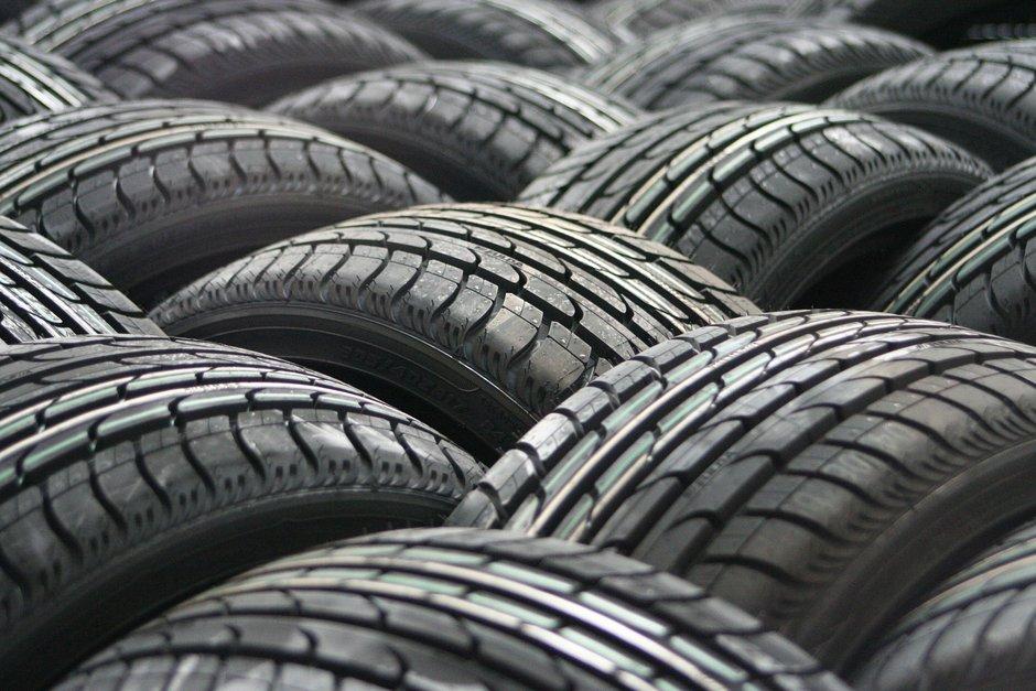 Купить поддержанные шины из Европы