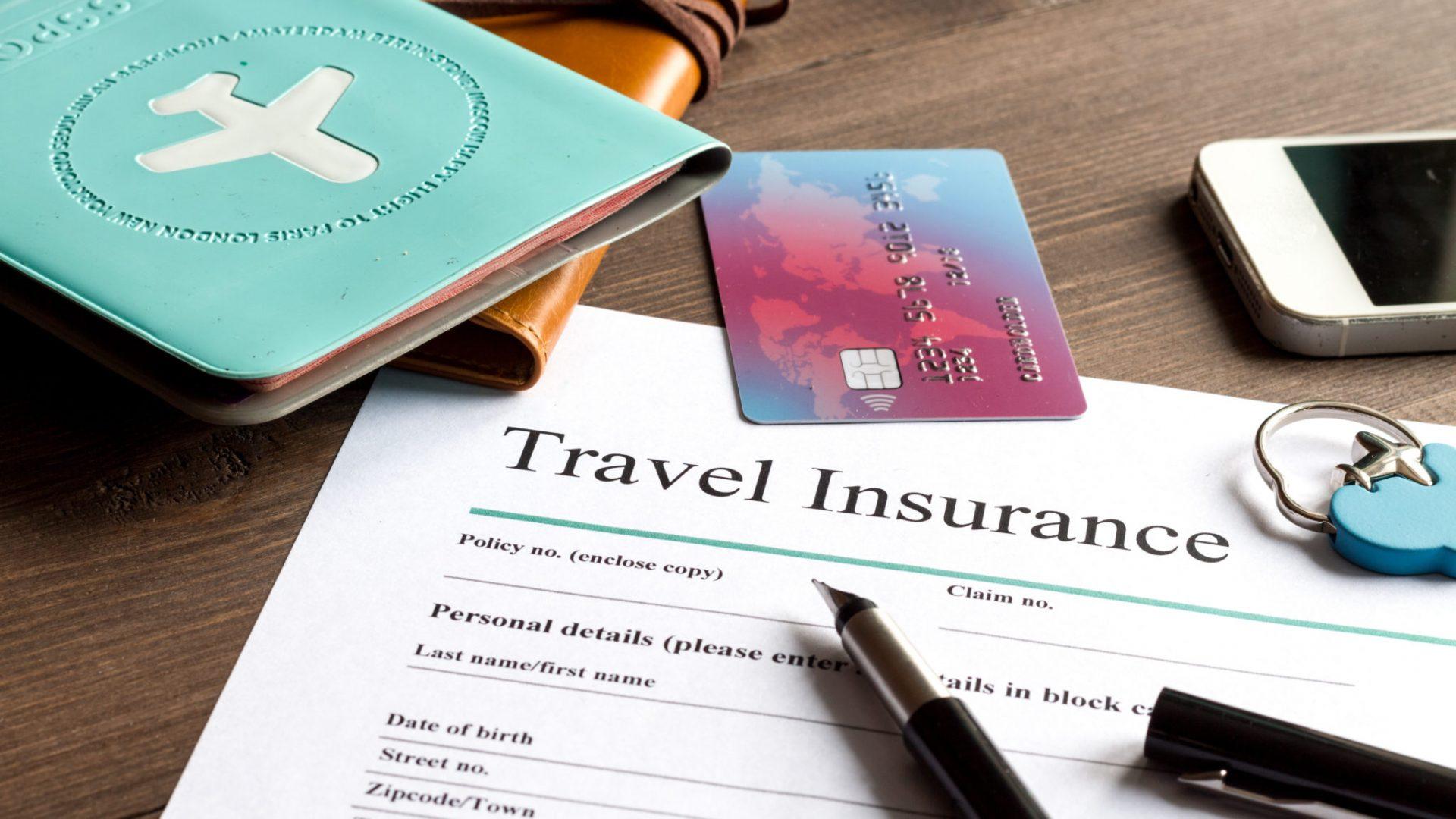 Как оформить страховку для путешествий
