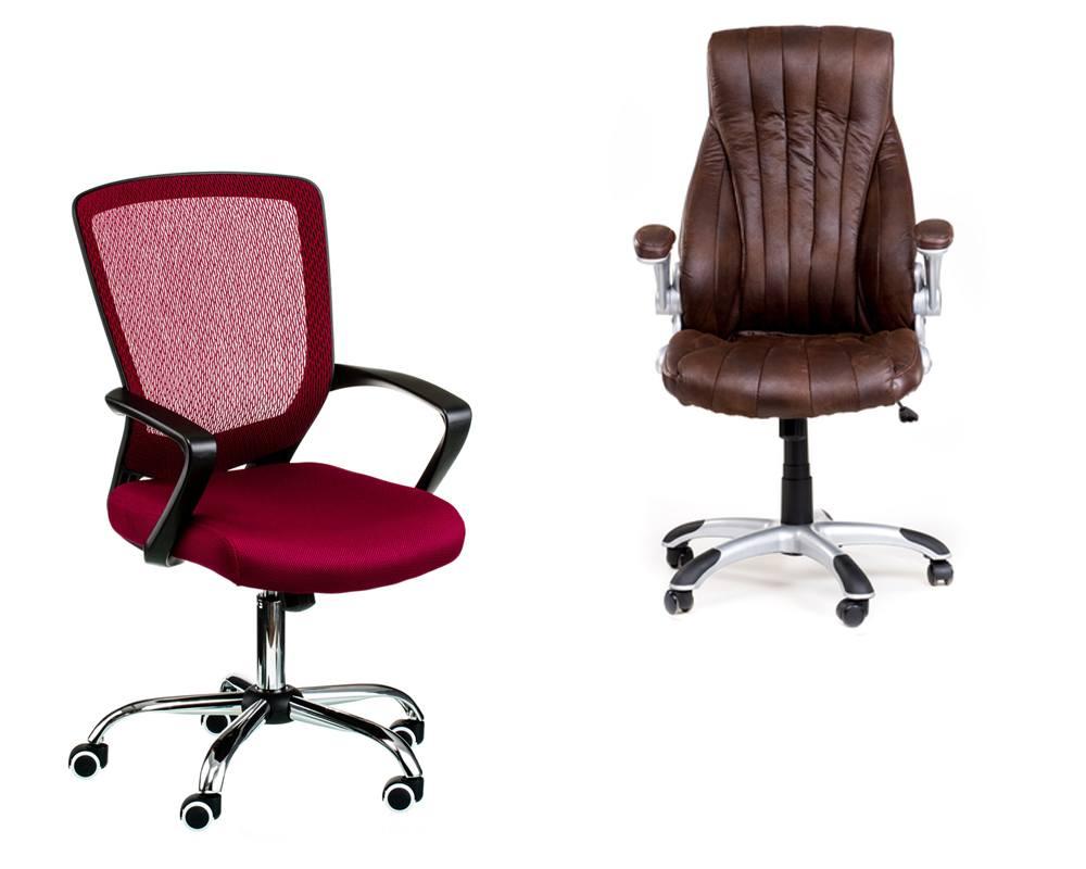 Офисное кресло для комфортной работы
