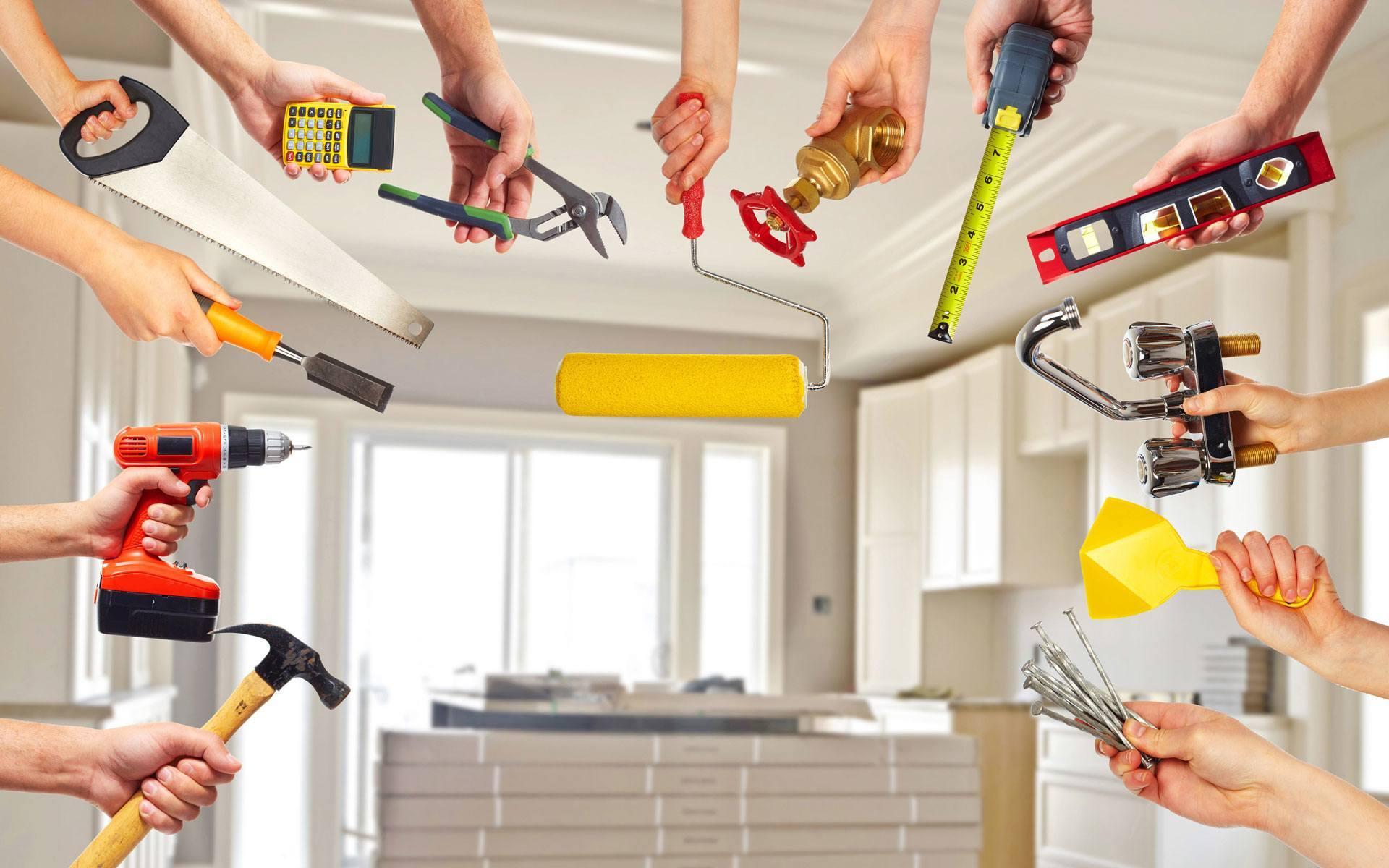 Как быстро справиться с мелким бытовым ремонтом
