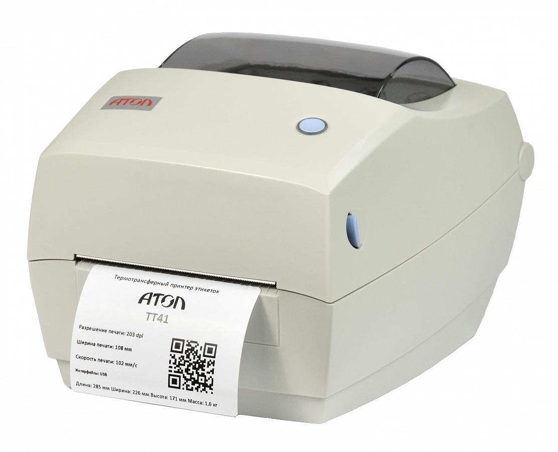 Принтер этикеток для удобства работы в торговом зале или на складе