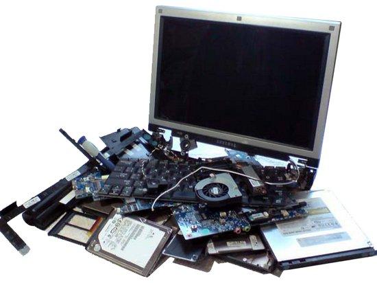 Ремонт ноутбука на дому