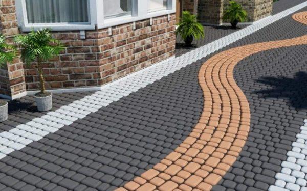 Большой выбор качественной тротуарной плитки