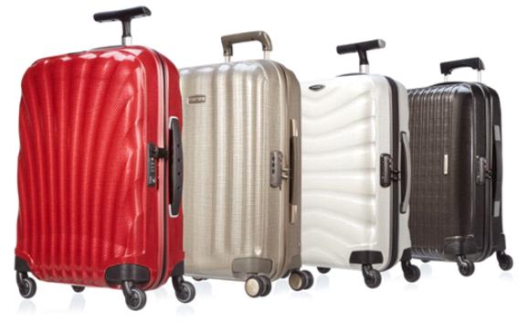 Качественные чемоданы и сумки Samsonite