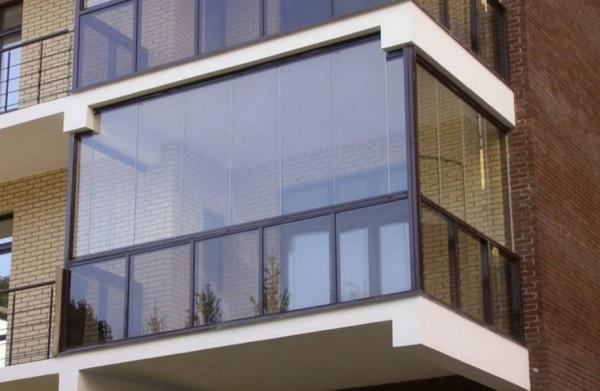 Французские балконы в профессиональном исполнении от Алиас-Киев