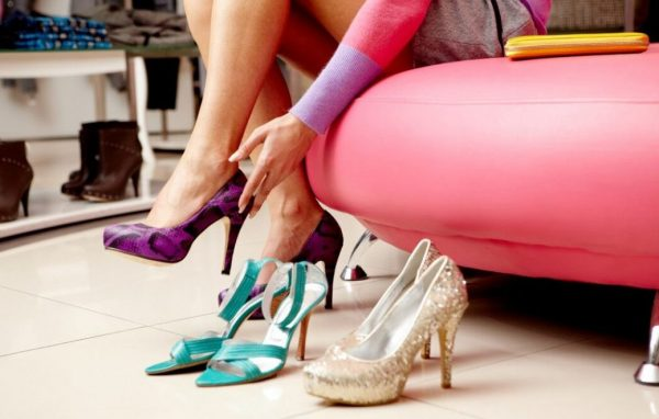 Широкий ассортимент обуви для каждого