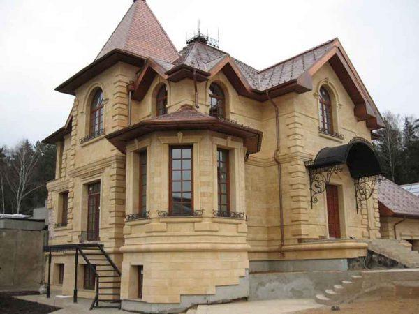 Качественное возведение домов в Крыму
