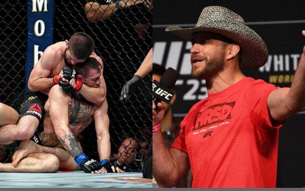 Серроне - латентный Нурмагомедов: Макгрегора «повесят в гильотину» на UFC 246