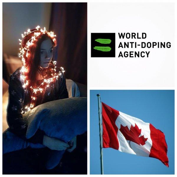 WADA не против: Медведева привезла «допинг» из Канады