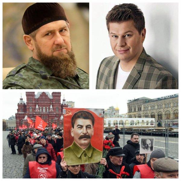Наезды на Губерниева из-за «зассавшего» Сталина пресечёт Рамзан Кадыров
