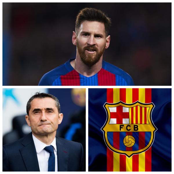 Авторитет Месси выставит за дверь двух ключевых игроков «Барселоны»