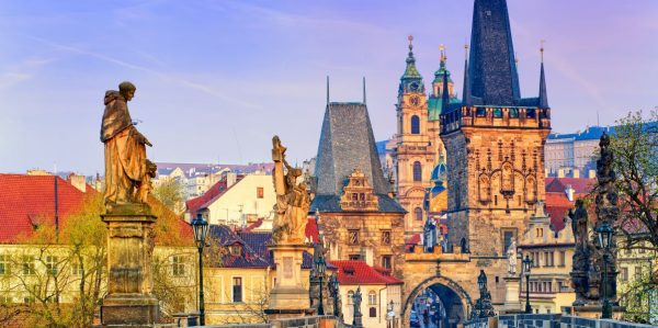 Автобусные туры Кривой Рог-Прага