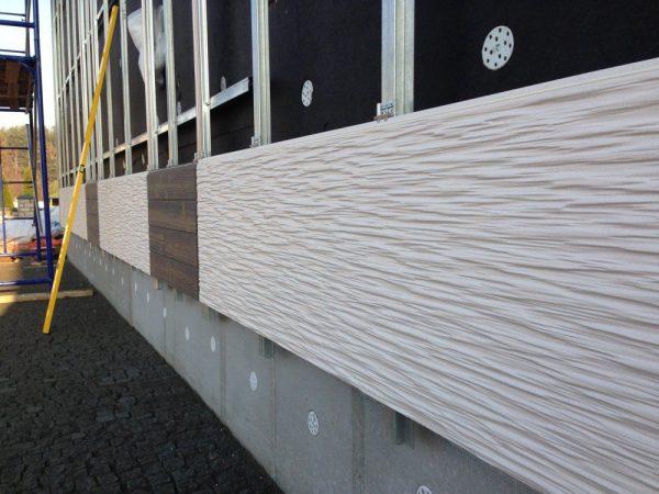 Услуги монтажа японских фасадных панелей в Новосибирске