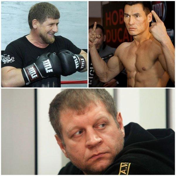Чечня не переживёт: Нурмагомедов предложил Кадырову «набить морду» Бату Хасикову