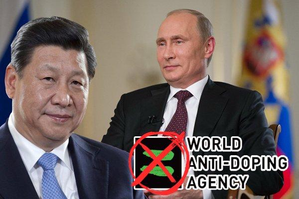 WADA нам не надо: Россия и Китай создадут Социалистические игры