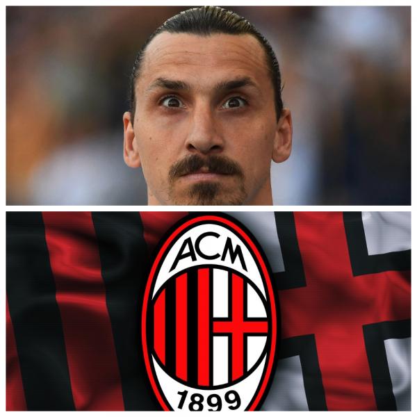 Спаситель «Милана» прибыл: На Ибрагимовича возлагаются большие надежды