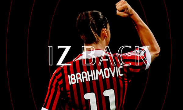 Крики в раздевалках: Златан пришёл в «Милан», чтобы расшевелить клуб