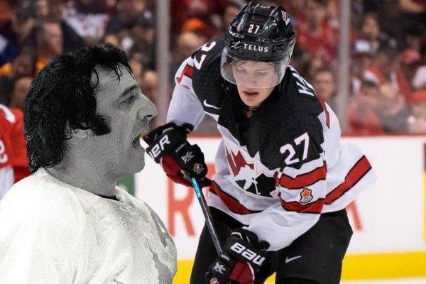 Канадцы «захейтят» Хейтона и всю сборную за слив золота России