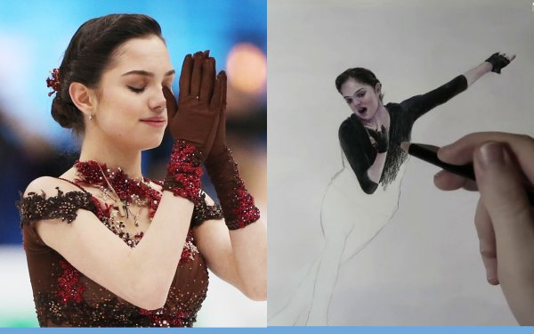 Да Винчи в юбке: Медведева показала, ради какой работы она забросила фигурку