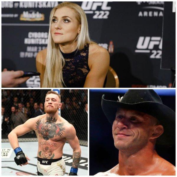Петух победит: Самая дорогая россиянка в UFC дала прогноз на бой Макгрегор-Серроне