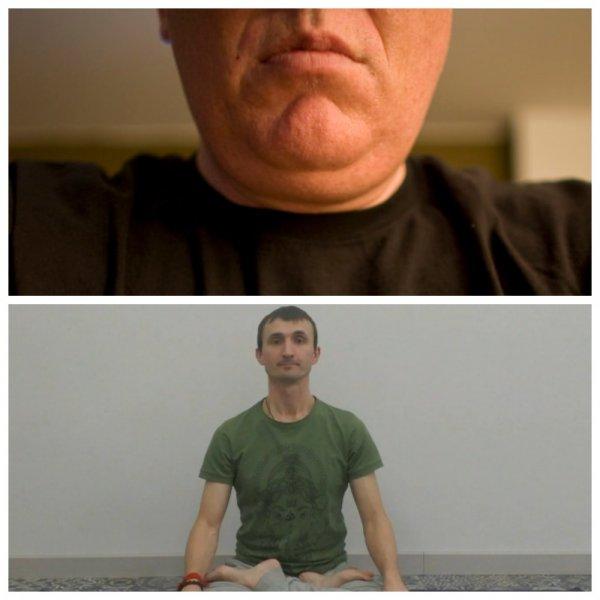 Прощай, второй подбородок! Инструктор по йоге раскрыл секрет создания красивой шеи