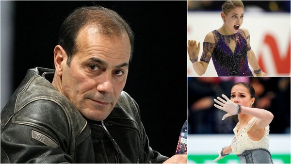 Тренер Чена «спалился» на желании сманить в США лучших российских фигуристов