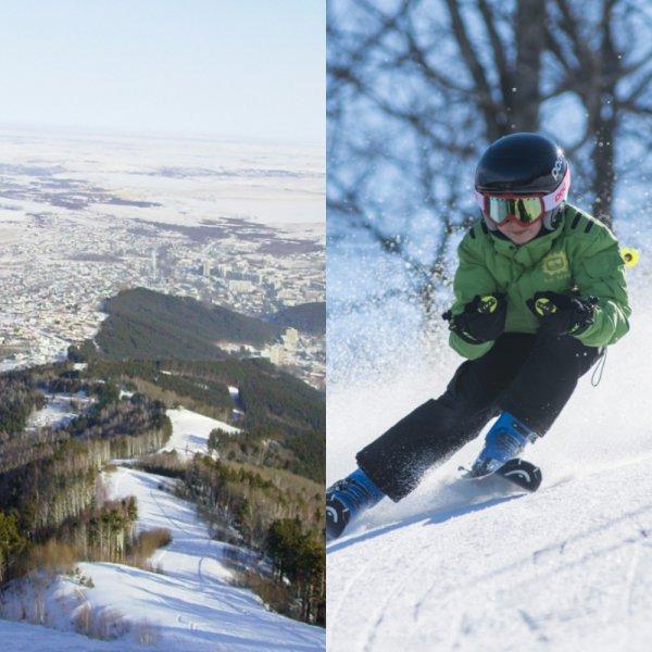 Рай для бюджетников: Блогер нашел в Алтае «копеечный» горнолыжный курорт