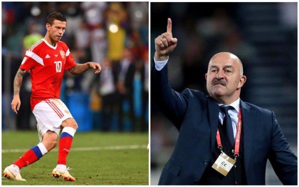 Смолов пролетает мимо Евро-2020: Федор попал в «чёрный список» Черчесова