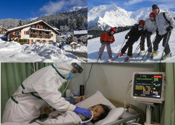 Коронавирус может «закрыть» въезд россиянам на французский горнолыжный курорт