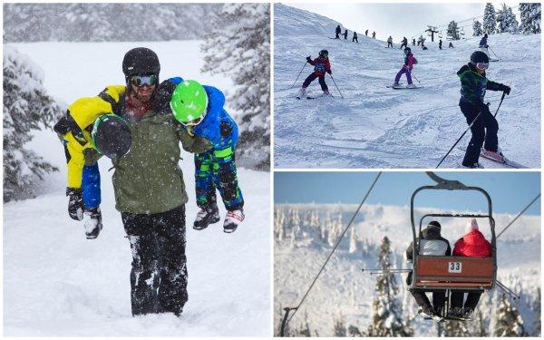 Люди падают – всем по боку: Родители-туристы боятся брать детей на популярную «горнолыжку»