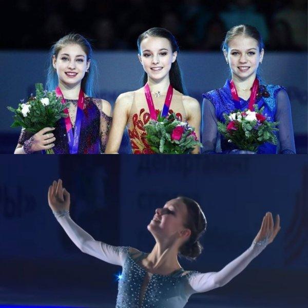 Щербакова – чемпионка? Шоу «Путь к победе» раскрыло победительницу ЧМ