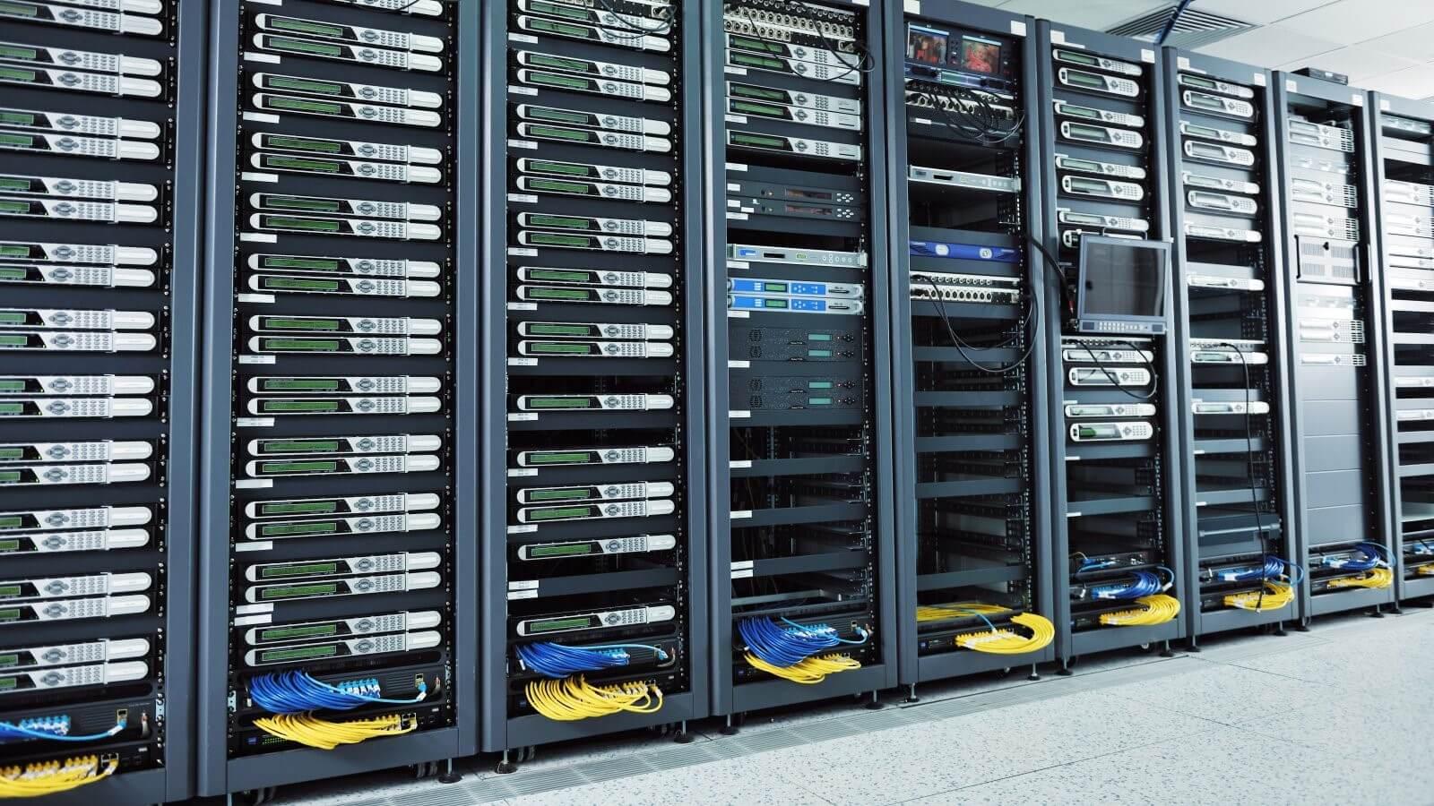 Услуги аренды выделенных серверов в Европе