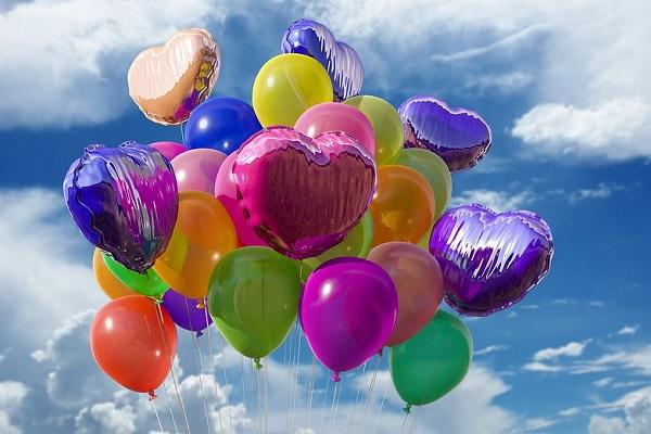 Воздушные шары для праздников