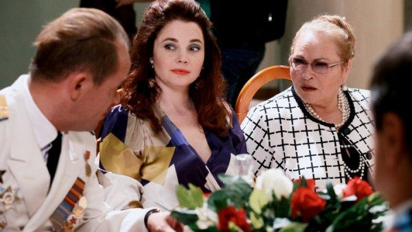 «Невеста комдива»: Новый русский сериал 2020 года
