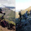 Велотуристы открыли сезон в горах на Черноморском побережье