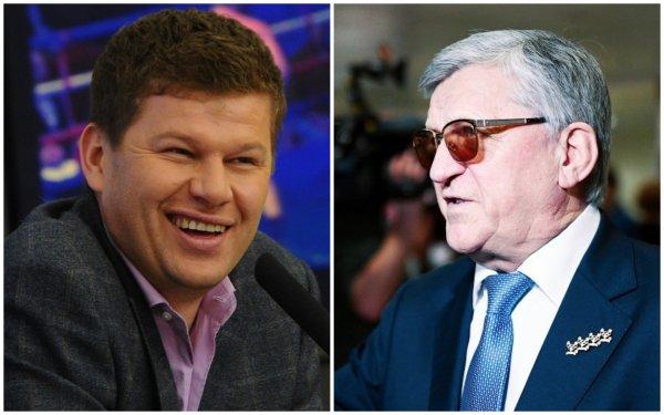 «Тема стукачей закрыта»: Губерниев отказался скандалить с Тихоновым и вернулся к биатлону