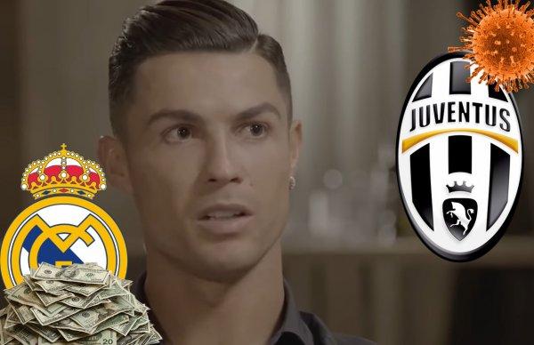 Коронавирус не оставил выбора: «Реал» готовит обратный трансфер Роналду из «Ювентуса»
