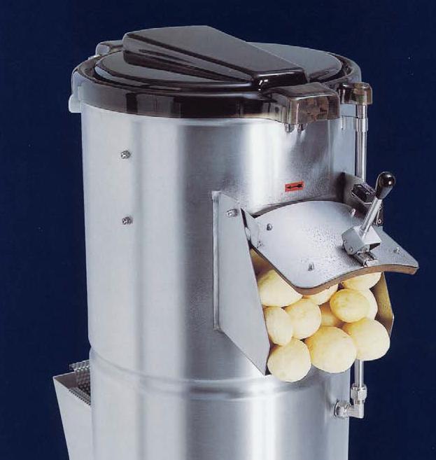 Оборудование для ресторанов в Киеве: как выбрать и купить картофелечистку?
