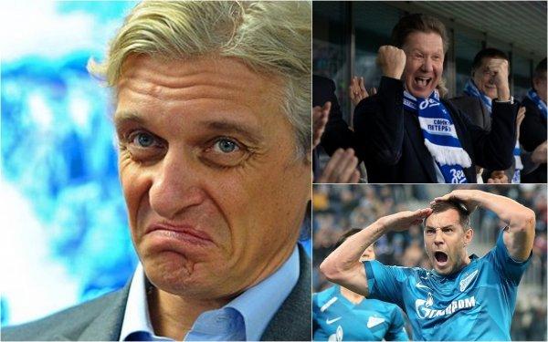«Обсосы» против Тинькова: Столичные клубы срывают контракт банкира с РПЛ