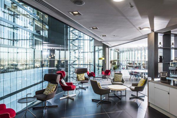 Модные и стильные офисы для сотрудников