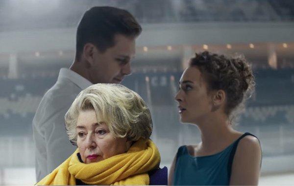 Тарасова про фильм «Лёд»: «Там только глупость, тупость и бездарность»