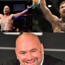Глава UFC Дана Уайт хочет провести бой Гэтжи и Макгрегора