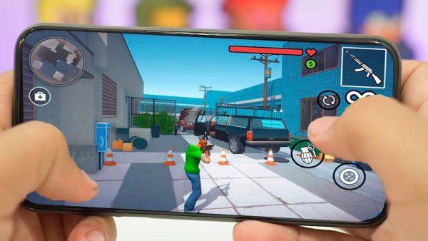 Широкий ассортимент игр на телефон андроид