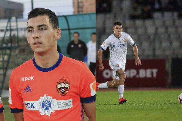 Защитник Наир Тикнизян доиграет сезон в ЦСКА