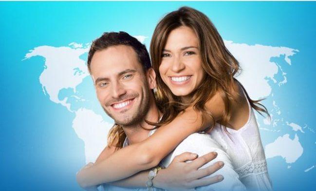Международный сайт знакомств для поиска своей второй половинки